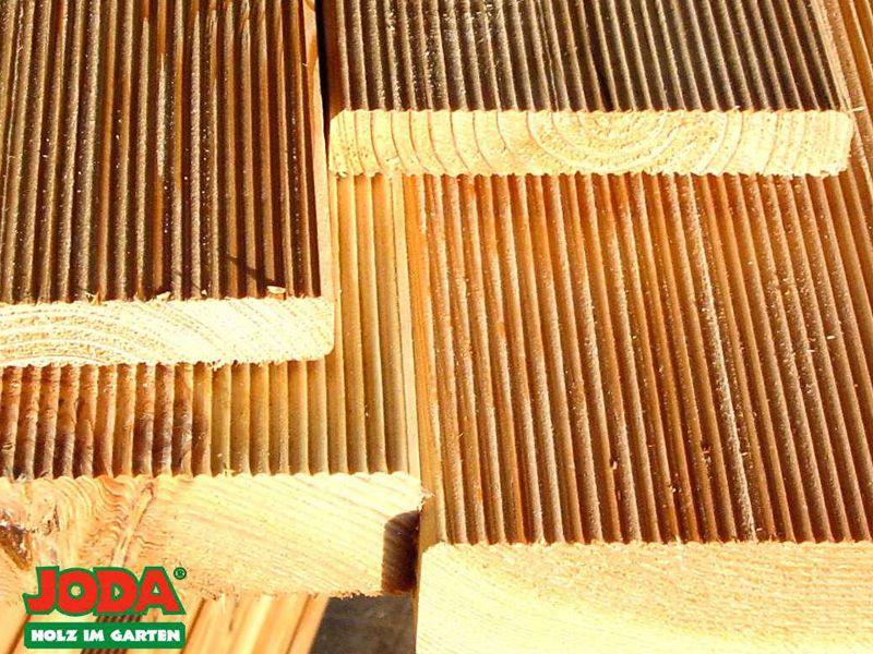 Holzterrassen - SAW Garten- und Landschaftsbau in Sagard