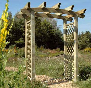 Joda Pergolen Saw Garten Und Landschaftsbau In Sagard